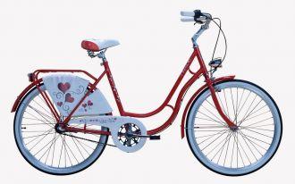 Rower miejski Pin Up Girl VERA Evo