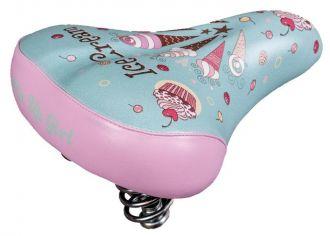 Siodełko rowerowe Pin Up Girl ICE CREAM