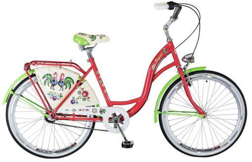 Rower miejski Pin Up Girl JAGNA Evo