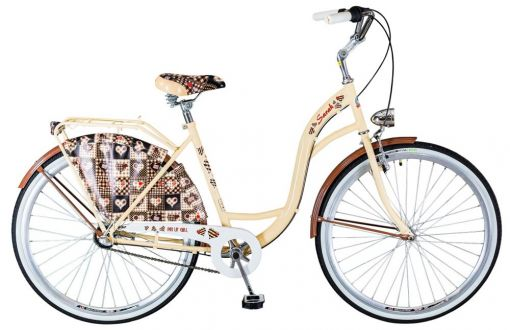 Rower miejski Pin Up Girl SARAH Evo