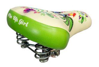 Siodełko rowerowe Pin Up Girl FOLK --- MODEL 2015 !!!