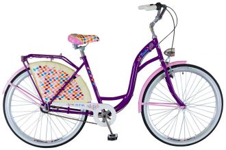 Rower miejski Pin Up Girl STELLA