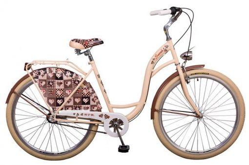 Rower miejski Pin Up Girl SARAH LE