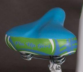 Siodełko rowerowe Pin Up Girl HOLY