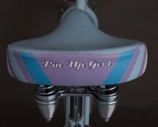 Siodełko rowerowe Pin Up Girl ASPEN