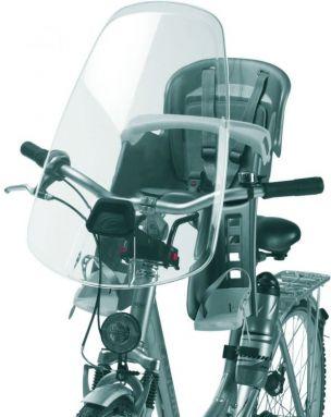 Szyba przednia do roweru, owiewka